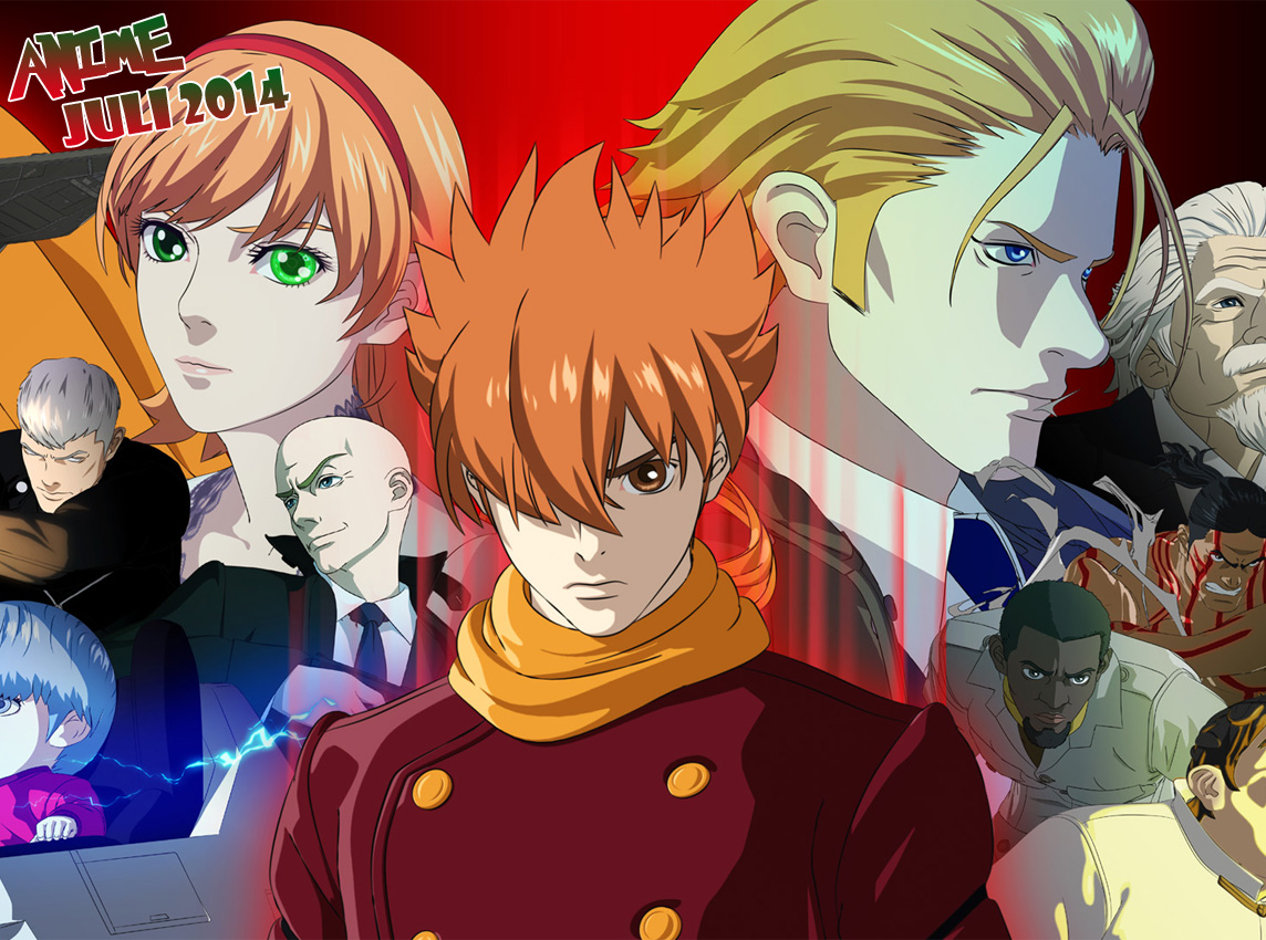 Juli 2014: Anime Monatsübersicht