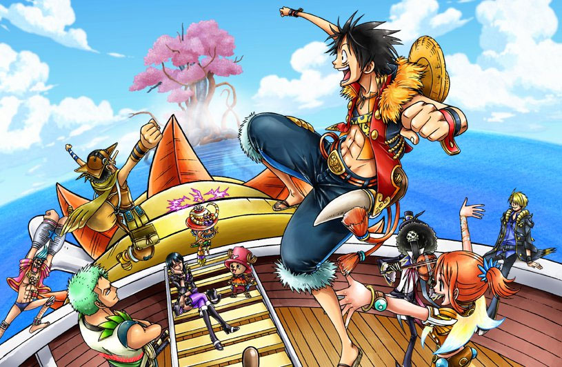 One Piece Unlimited Cruise SP für den Nintendo 3DS