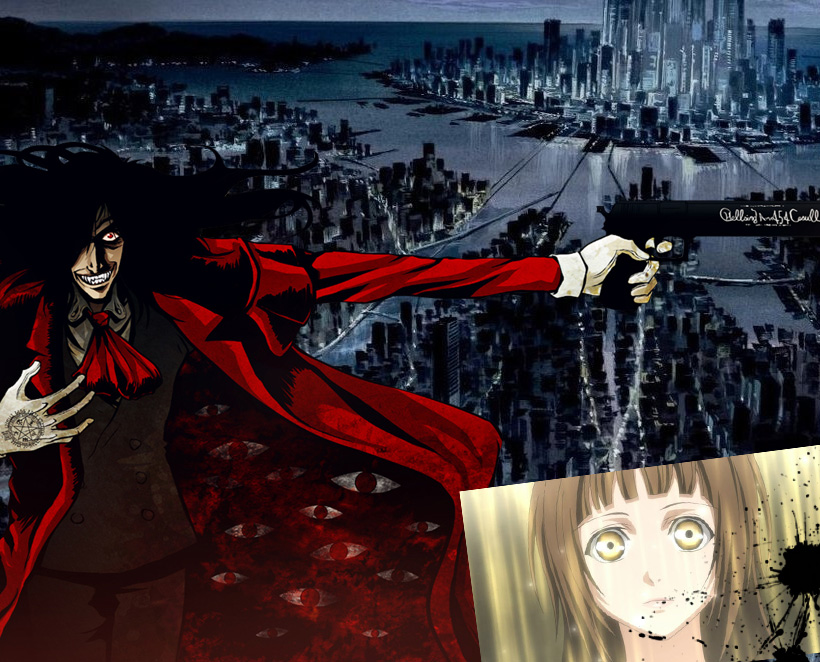 The winner is... ALUCARD! Congratulation!