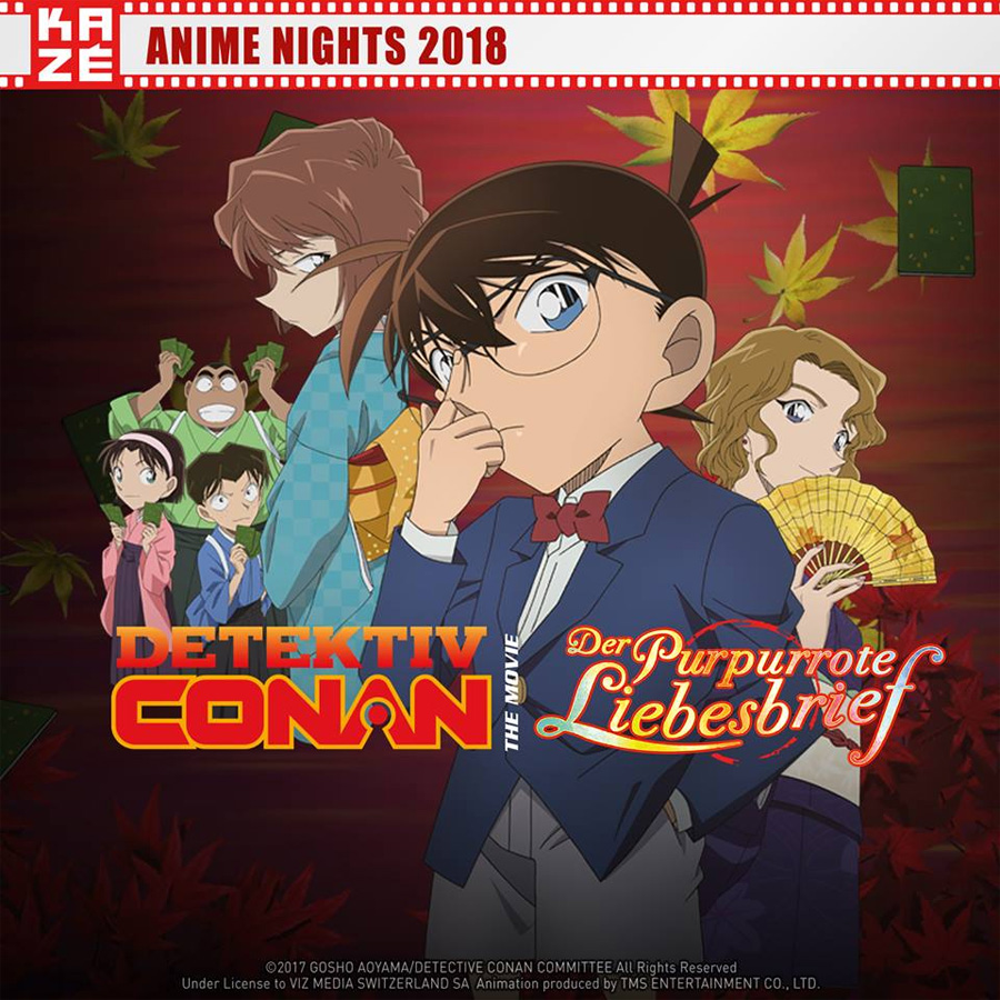 21. Detektiv Conan Film am 29. April 2018 erneut in ausgewählten Kino
