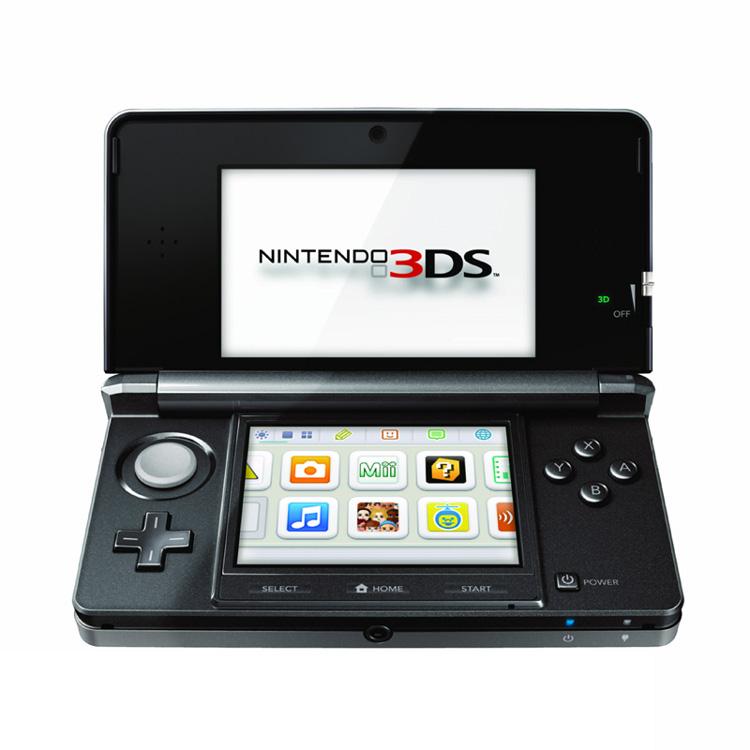 Der Nintendo 3DS rockt diesen Monat gewaltig. Castlevania, Monster Hun