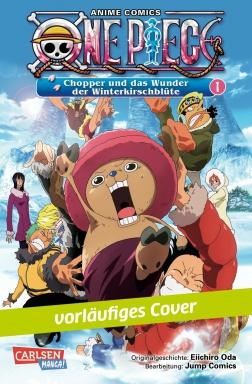 One Piece - Chopper und das Wunder der Winterkirschblüte