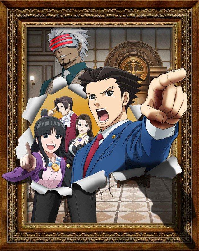 Zweite Anime Staffel zur bekannten Ace Attorney-Reihe startet in Japan