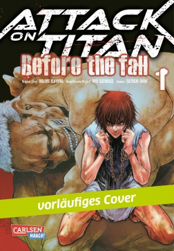 Attack on Titan - Before the Fall / No Regrets