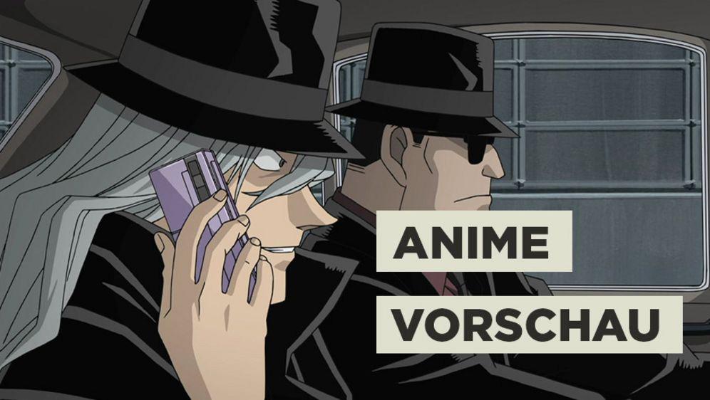 Das Animeprogramm auf ProSieben MAXX für die kommenden Tage vom 16. b