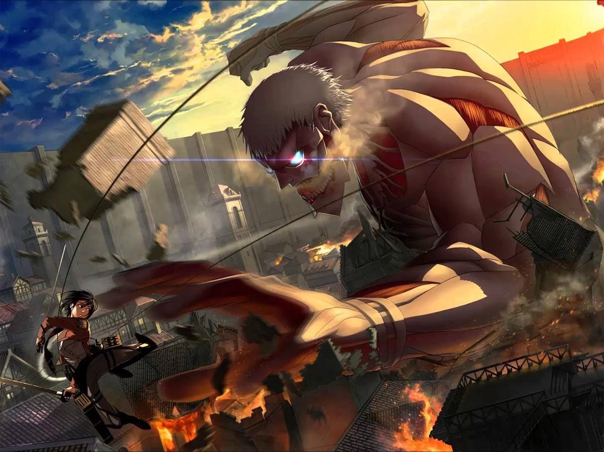 PlayStation 3, PlayStation 4 und PlayStation Vita Spiel zu Attack on T