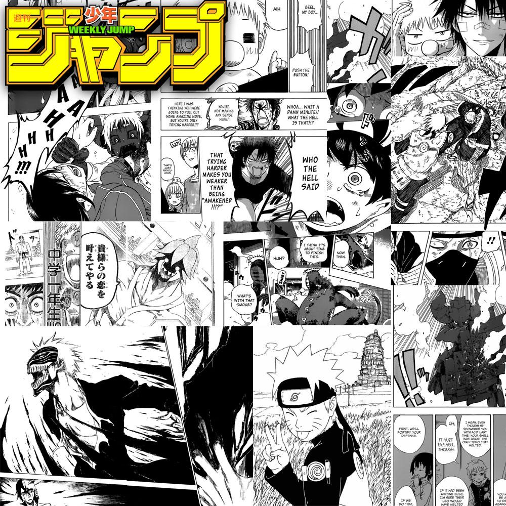 Das Shonen Jump Magazin vom Verlag Shueisha bringt in den nächsten Wo
