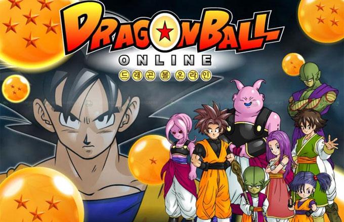 Das erste MMORPG von Dragonball