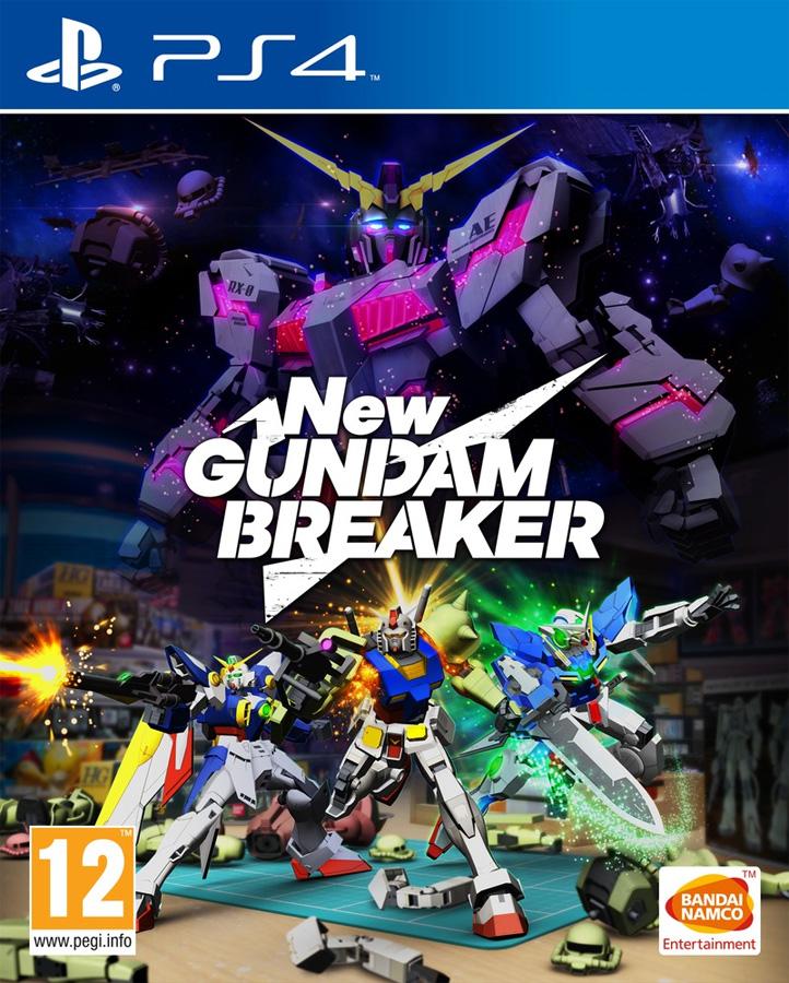 Heuer erscheint ein neues Gundam-Spiel New Gundam Breaker für die Pla