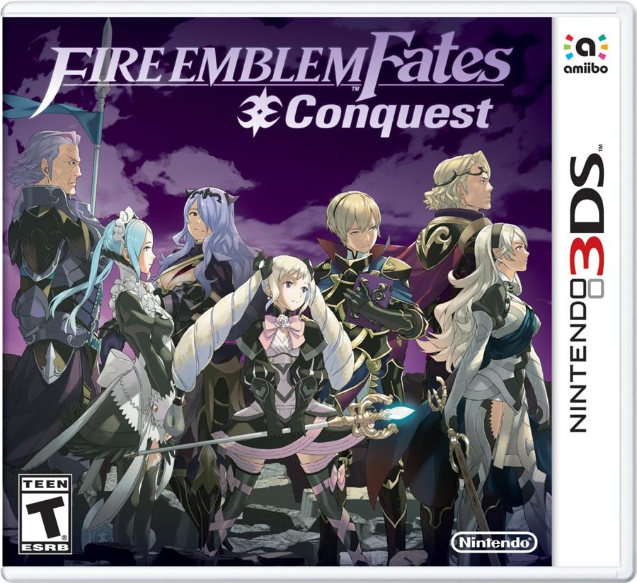 Fire Emblem Fates: Conquest (Herrschaft)