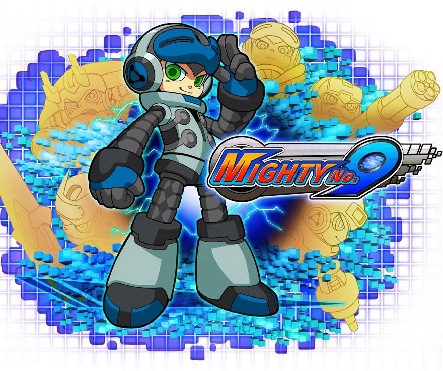 Das Action Game Mighty No. 9 ist seit dem 24. Juni 2016 für PS4, Xbox