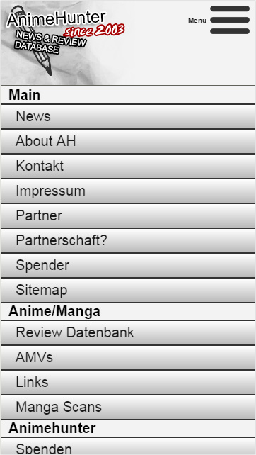 Animehunter Mobile