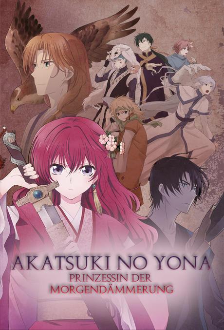 Akatsuki no Yona: Prinzessin der Morgendämmerung (2014)