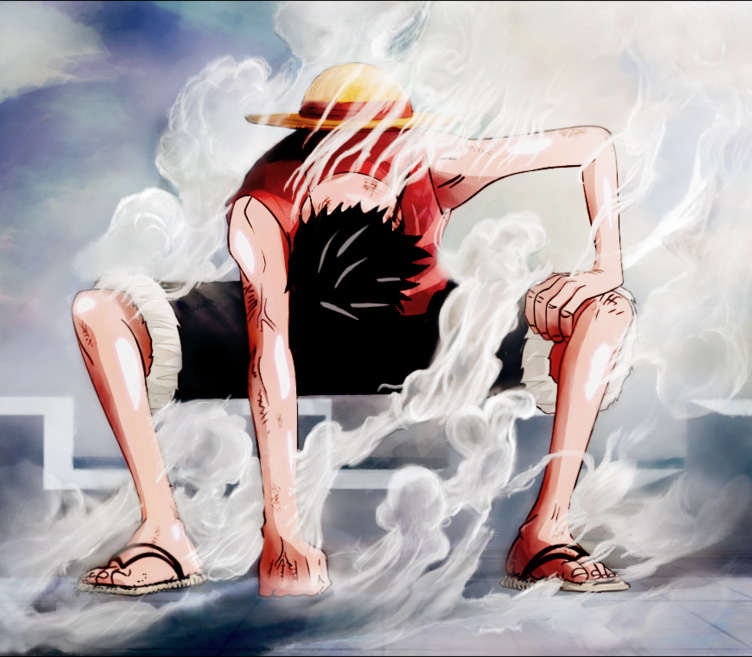 One Piece Kapitel 784 zeigt eine neue Technik von Ruffy *Update*