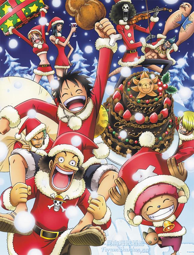 Animehunter wünscht frohe Weihnachten und einen guten Rutsch!