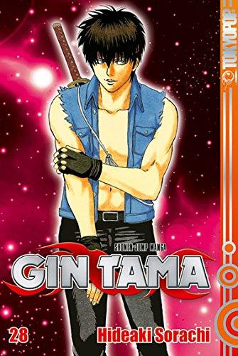 Gintama (Gin Tama) - Band 28