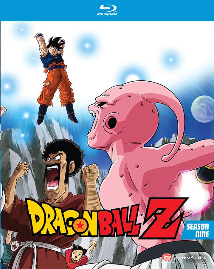 Dragonball Z (Dragon Ball Z) auf Blu-ray - Leider nur in Nordamerika b