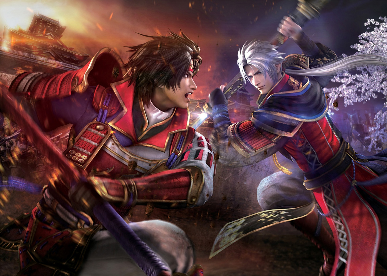 Tecmo Koeis Dynasty Warriors bzw. Samurai Warriors Reihe in Kooperatio