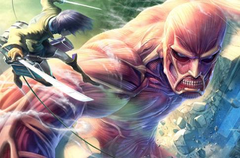 Attack on Titan: Last of Mankind's Wing für den Nintendo 3DS *Update*