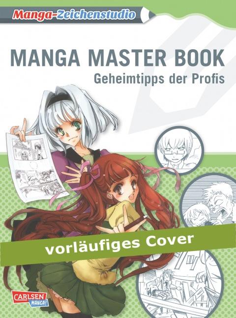 Manga-Zeichenstudio - Manga Master Book