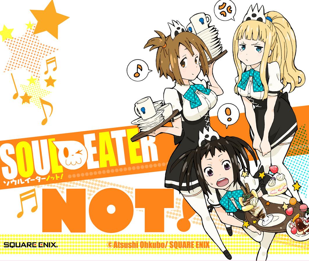 Anime zu Soul Eater Not! von Chiaki Omigawa bestätigt. Weitere Inform