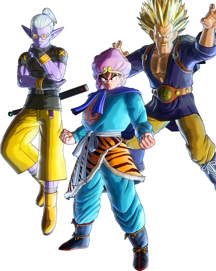 Dragon Ball Xenoverse 2 bekommt neue Inhalte