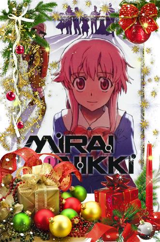 Mirai Nikki, Band 1