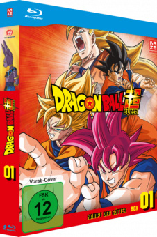 Dragonball Super - Volume 1