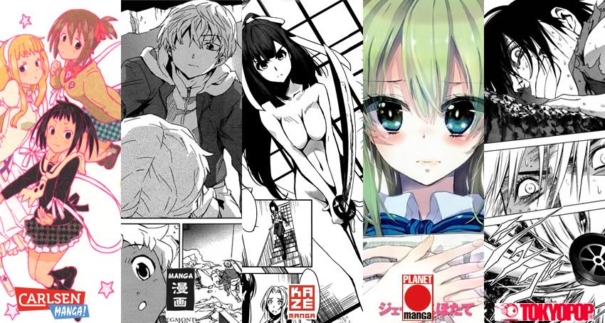 Dezember 2013: Manga Monatsübersicht