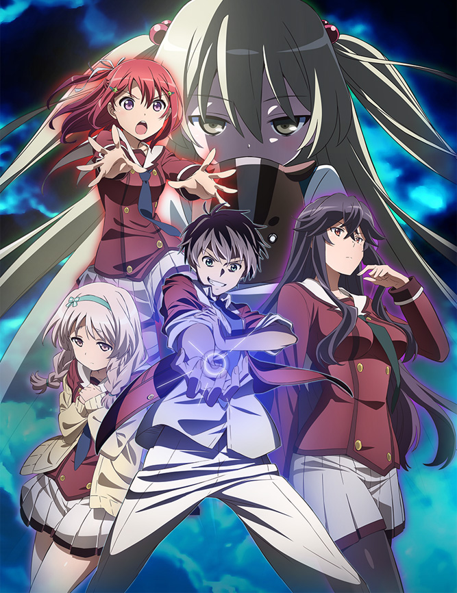 Neuer Anime Simulcast bei Kazé und zwar Inou Battle within Everyday L