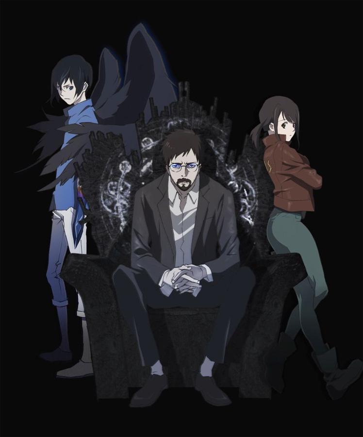 Die nächste Anime Premiere auf Netflix ist B: The Beginning von Produ