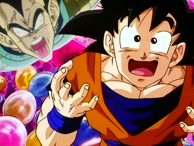 The winner is... Son-Goku! Congratulation!