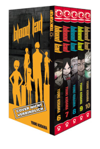 Blood Lad Box 2