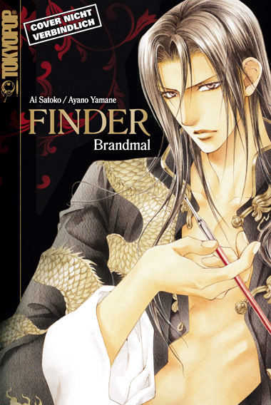 Finder – Brandmal