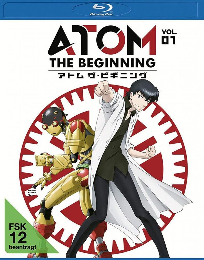Anime TV-Serie Atom the Beginning ab Ende Oktober auf DVD sowie Blu-ra