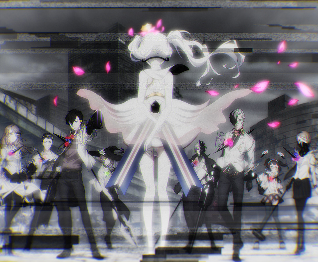 Anime Adaption zum Rollenspiel The Caligula Effect (Caligula) startet