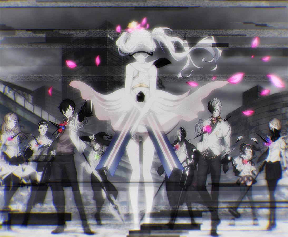 Anime Adaption zum Rollenspiel The Caligula Effect (Caligula) startet