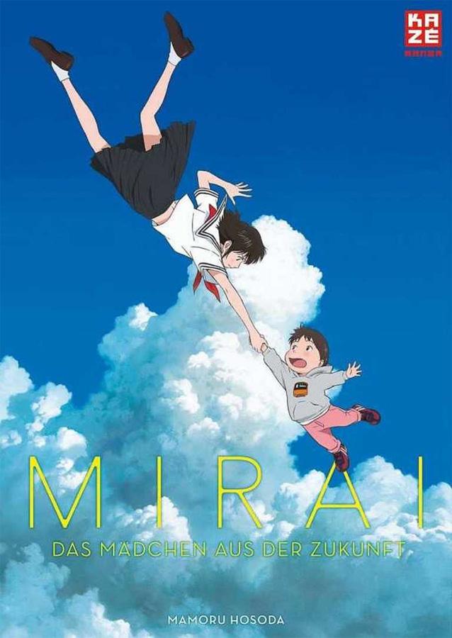 Mirai – Das Mädchen aus der Zukunft