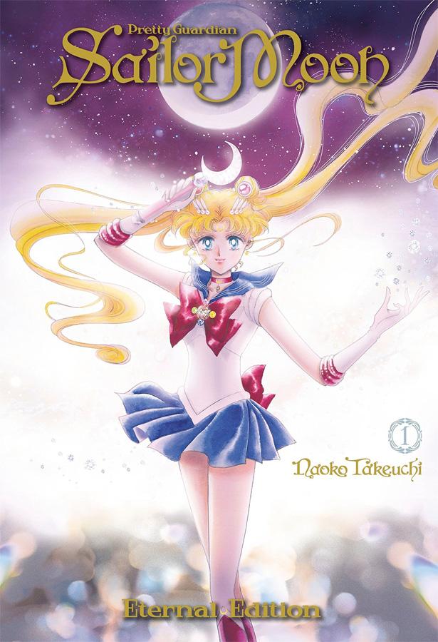 Die Sailor Moon - Eternal Edition kommt im ersten Halbjahr 2019 nach D
