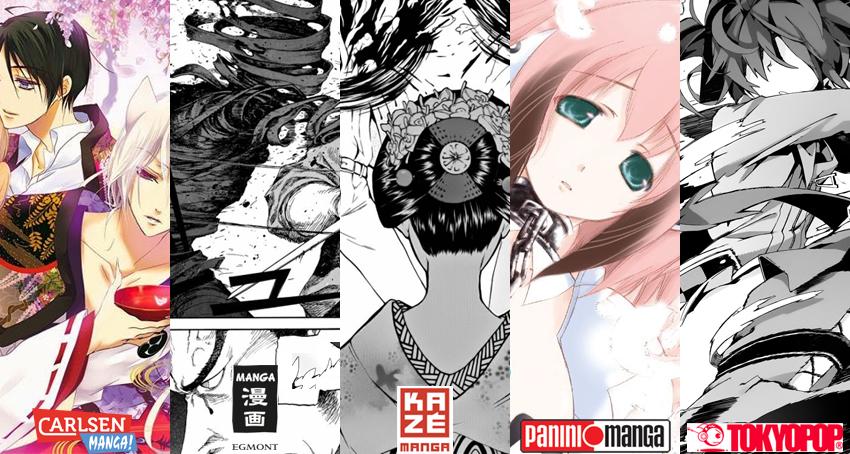 Juni 2015: Manga Monatsübersicht