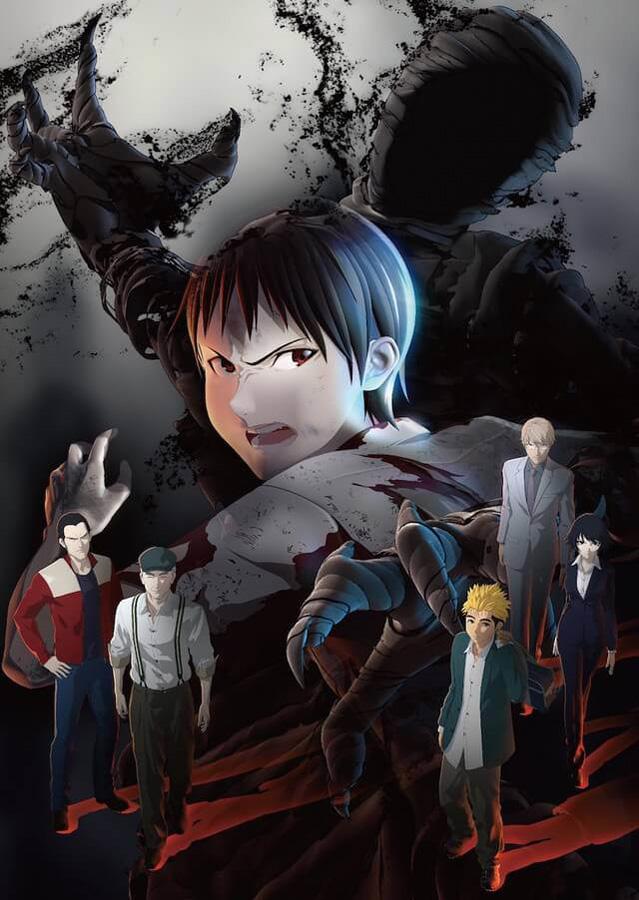 Anime Film Trilogie und TV-Serie zu Ajin - Demi-Human *Update*