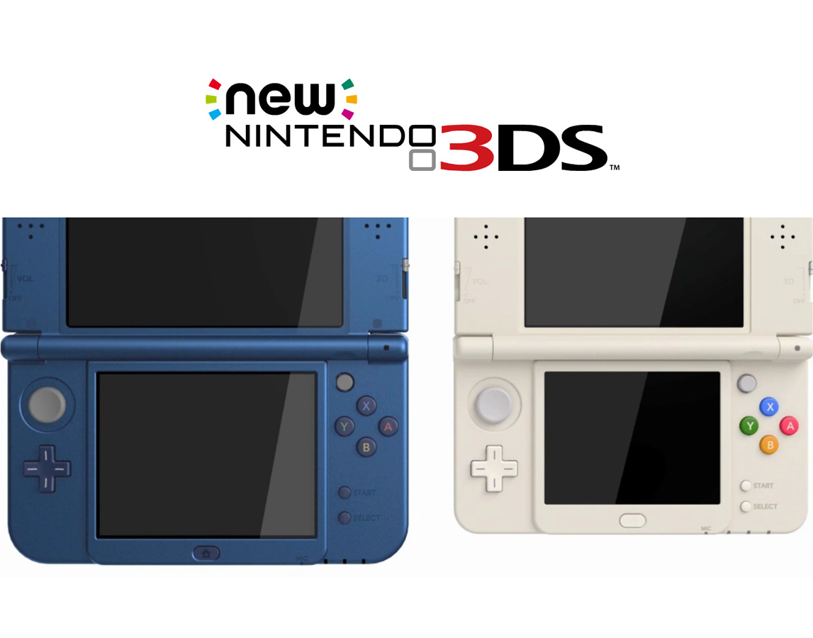 Nur ein großes Update oder doch ein neuer Handheld von Nintendo - Der
