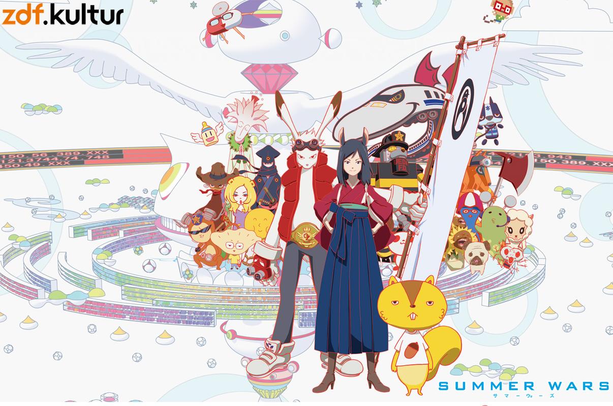 7 Anime Filme von Studio Ghibli, Madhouse und Production I.G sehen wir