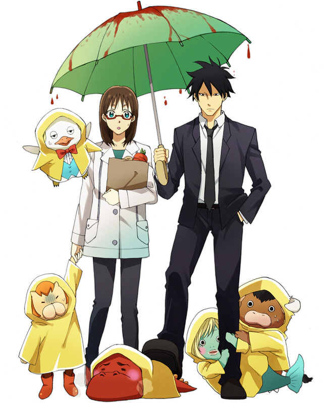 Neue OVA für Yondemasu yo, Azazel-san von Yasuhisa Kubo im 11. Sammel