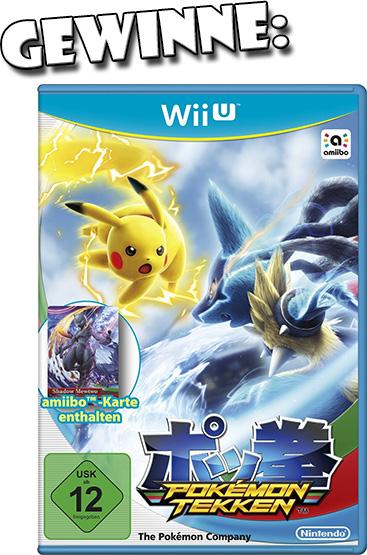 Gewinnspiel: Was begeistert dich an Pokémon!? Zu gewinnen gibt es das