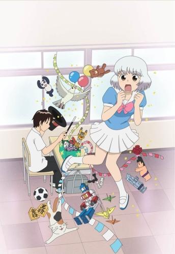 Tonari no Seki-kun, TV-Serie