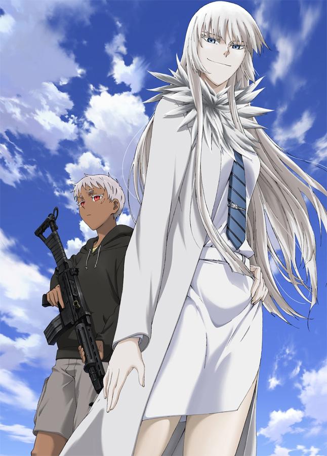 Die 12-teiligen Action-Serie Jormungand wurde von Anime House lizenzie