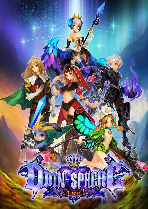 Odin Sphere Leifthrasir ab sofort für PlayStation 4, PlayStation 3 un