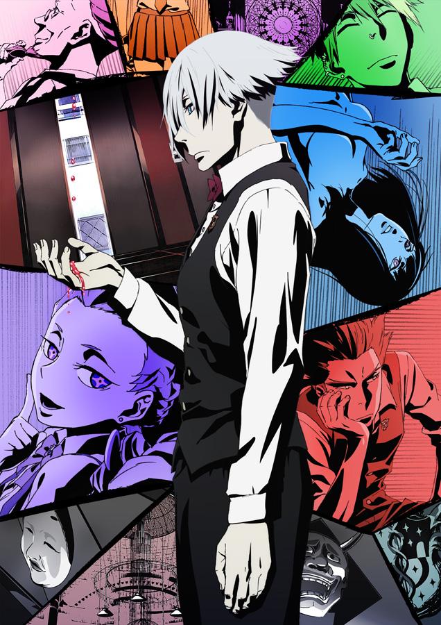 Universum Anime startet im März 2017 mit der neuen Dramaserie Death P