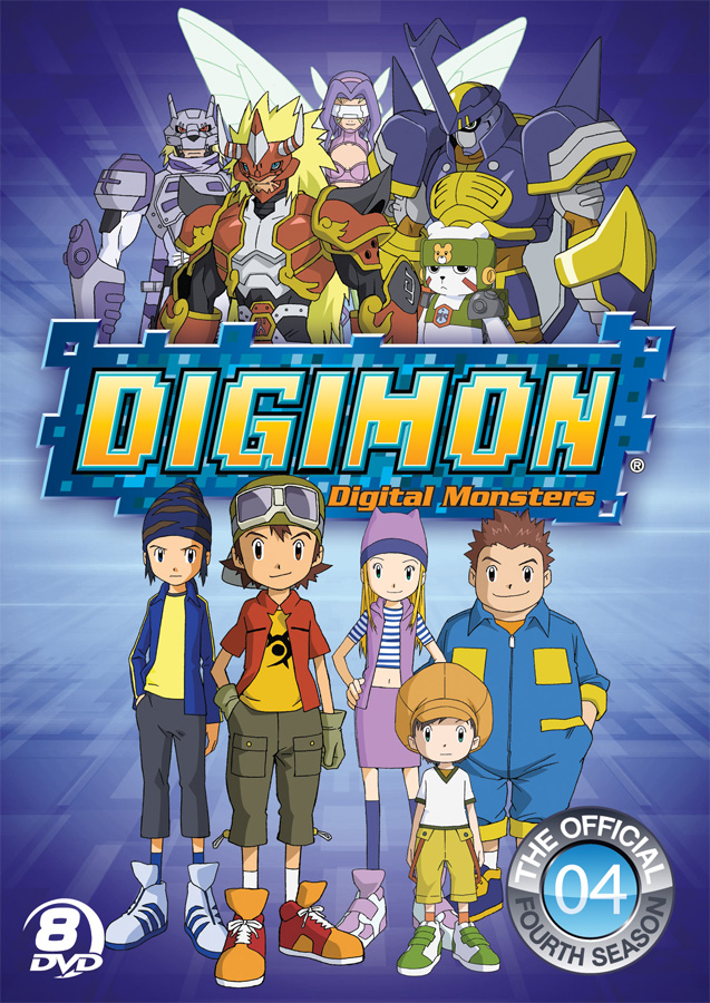 Digimon Frontier auf DVD, auf Amazon Video und demnächst wieder im de